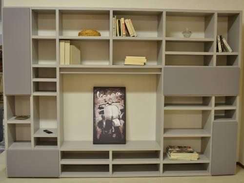 Libreria modulo doc mobili viglietti arreda for Mobile libreria in offerta