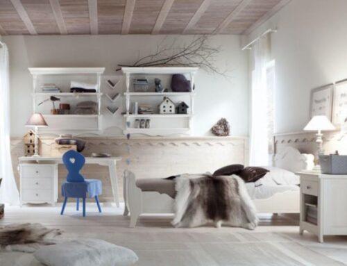 SCANDOLA vero legno massello